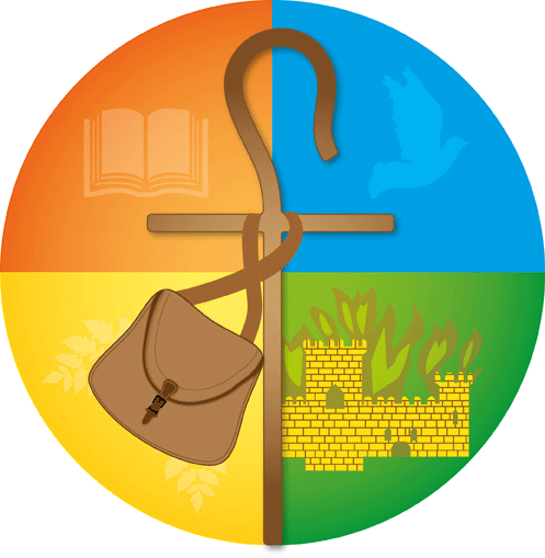 Logotipo del Colegio Divina Pastora de Arenas de San Pedro