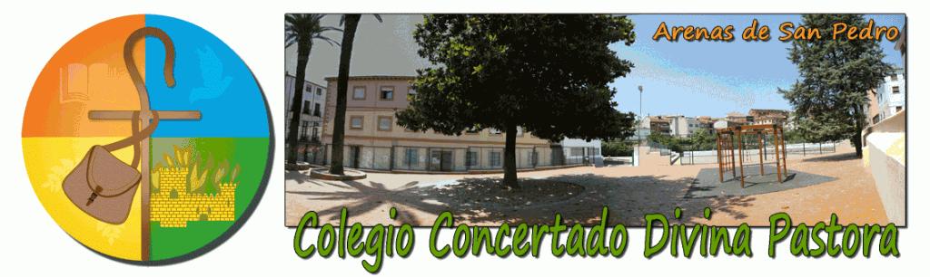 Portada Colegio Divina Pastora de Arenas de San Pedro - TiétarTeVe