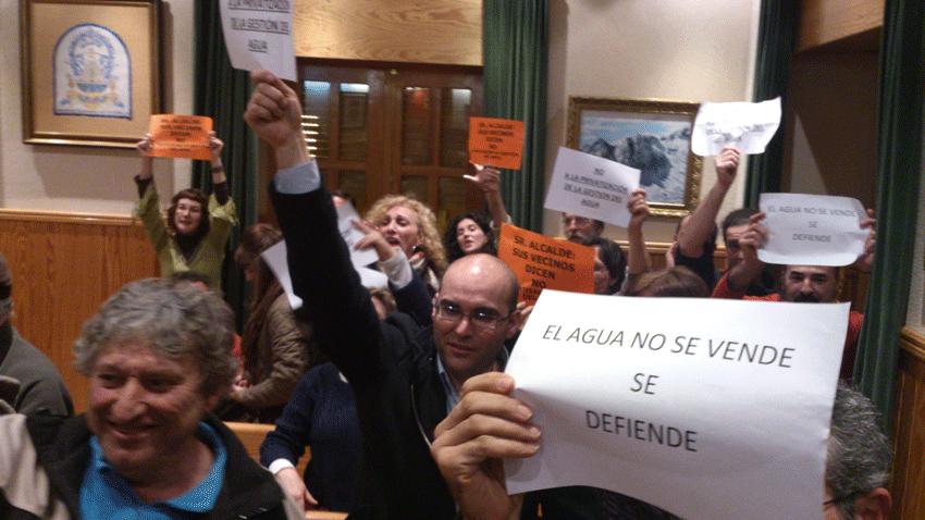 Pleno Ayuntamiento de Candeleda del 27-12-2012