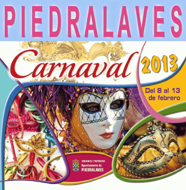 Carnaval en Piedralaves 2013 - TiétarTeVe