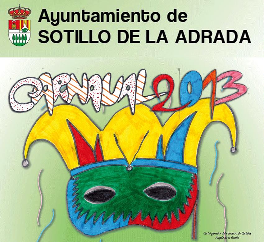 Carnaval en Sotillo de La Adrada 2013 - Programa completo - TiétarTeVe
