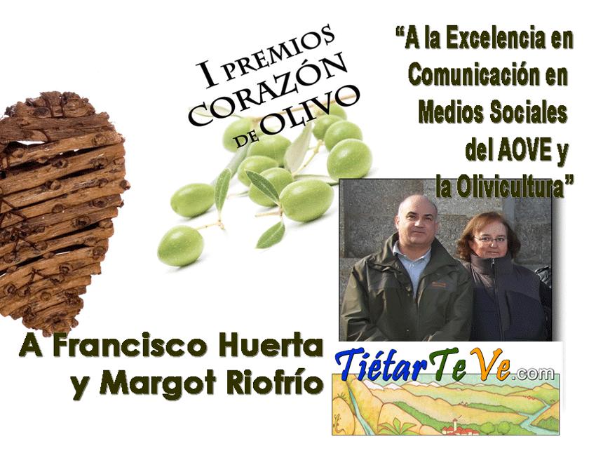 TiétarTeVe - I Premio Corazón de Olivo a la excelencia en Comunicación del Olivo