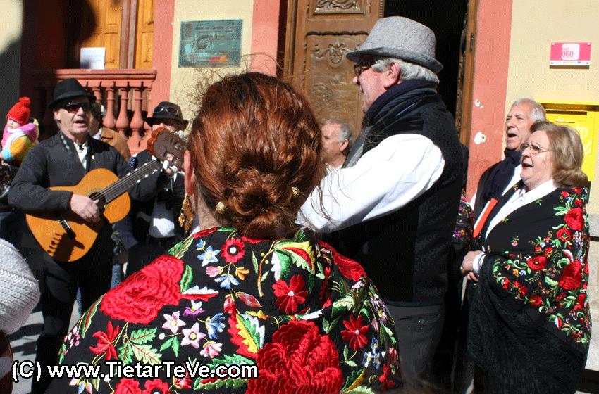 Premios Corazón de Olivo - Ronda de El Arenal - TiétarTeVe