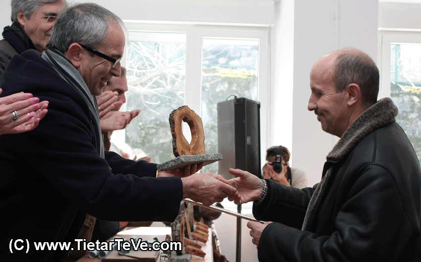 I Premios Corazón de Olivo de Santa Cruz del Valle - TiétarTeVe