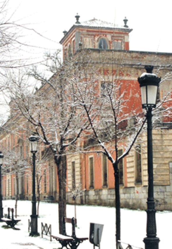 Palacio del Infante don Luis de Borbón de Boadilla del Monte - TiétarTeVe