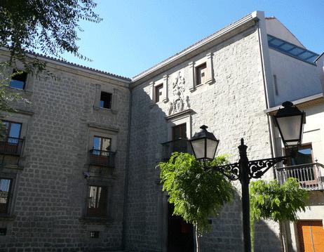 Palacio de los Serrano de Ávila - TiétarTeVe