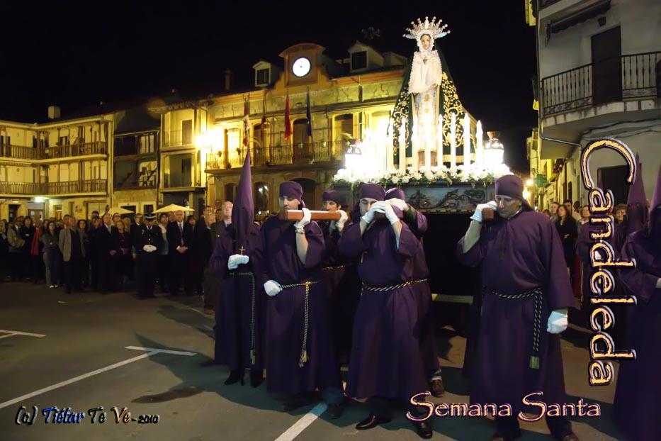 Semana Santa Candeleda - TiétarTeVe