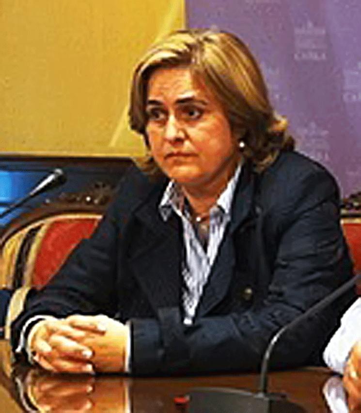 Brígida Jiménez Herrera de IFAPA - I Premios Corazón de Olivo - TiétarTeVe