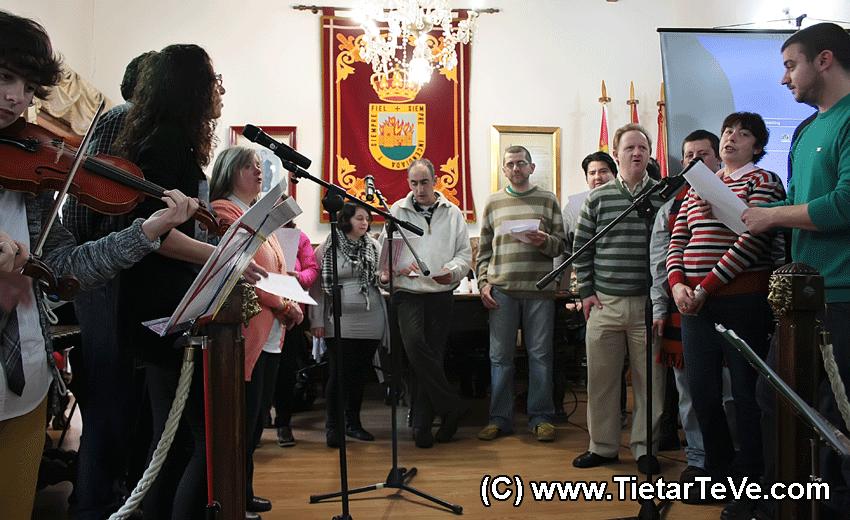 Día de la Mujer 2013 en Arenas de San Pedro - TiétarTeVe.com