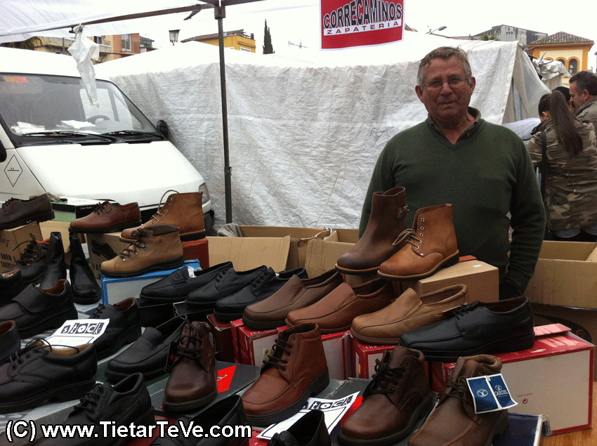 Feria del Stock - III Arenas Stock en Arenas de San Pedro - TiétarTeVe