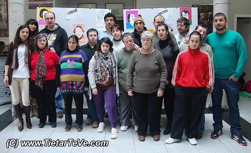 Mujeres Asombrosas en Arenas de San Pedro - Centro Ocupacional Municipal - TiétarTeVe