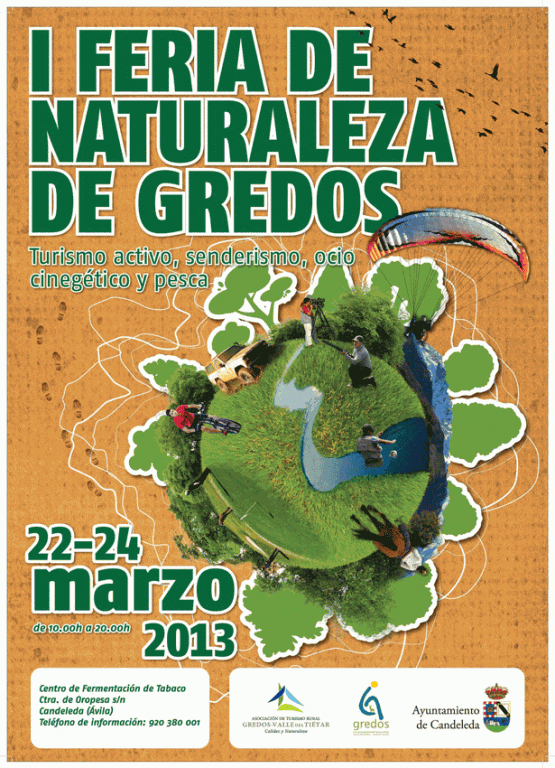 I Feria de Naturaleza de Gredos en Candeleda