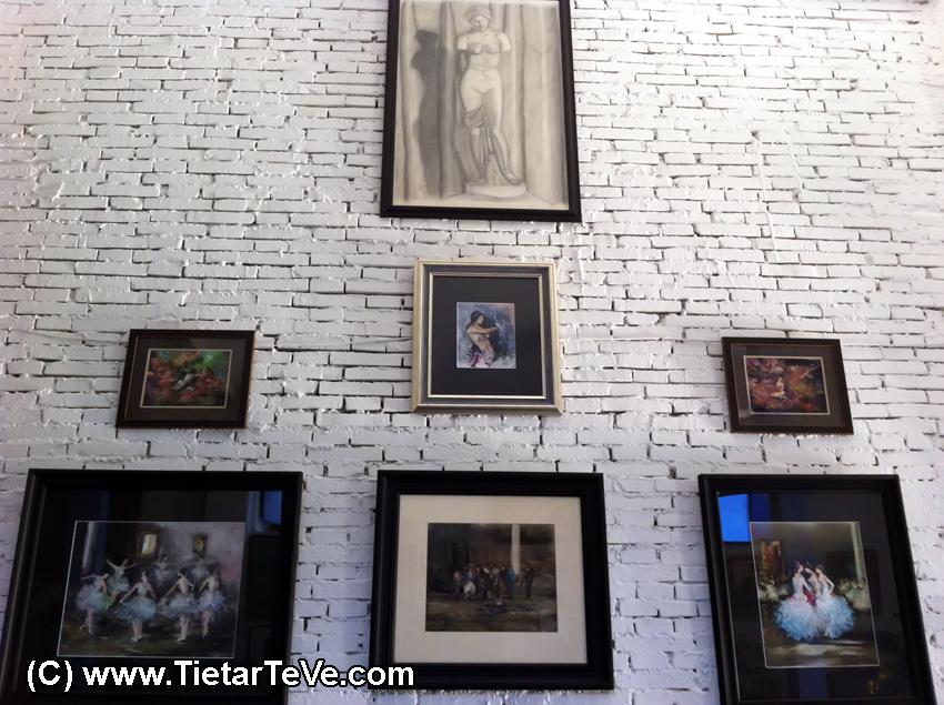 Micro Museo de Diosas y Ninfas de Guisando - TiétarTeVe