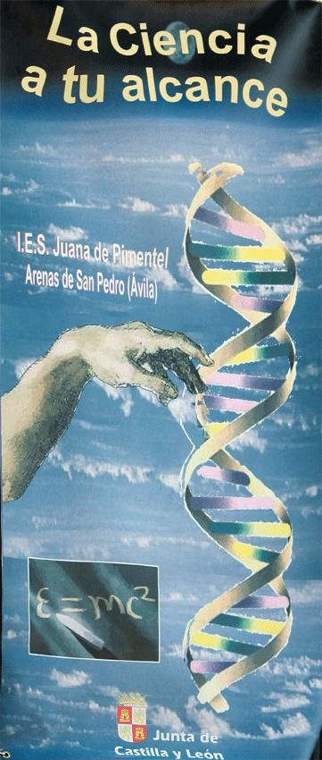 IX Feria de la Ciencia del IES Juana de Pimentel de Arenas de San Pedro - TiétarTeVe