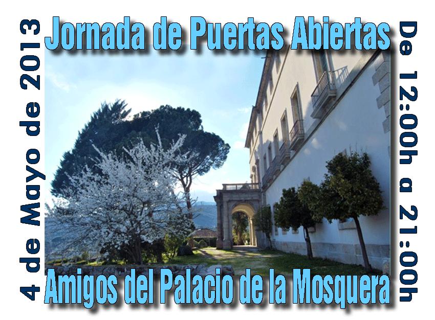 Jornada de Puertas Abiertas de los Amigos del Palacio de la Mosquera de Arenas de San Pedro - TiétarTeVe