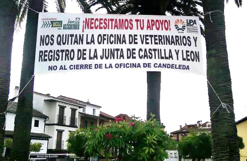 Cierre Unidad Veterinaria Candeleda - TiétarTeVe