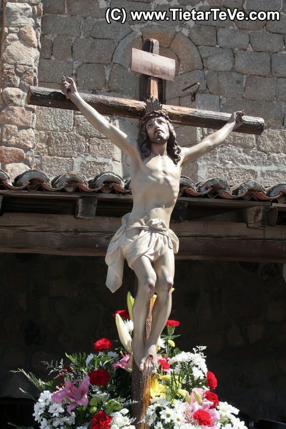El Cristo de la Luz de Hontanares - TiétarTeVe