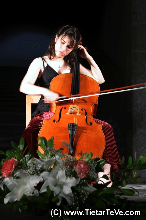 Andrea Casarrubios - VI Festival Luigi Boccherini - Arenas de San Pedro - TiétarTeVe