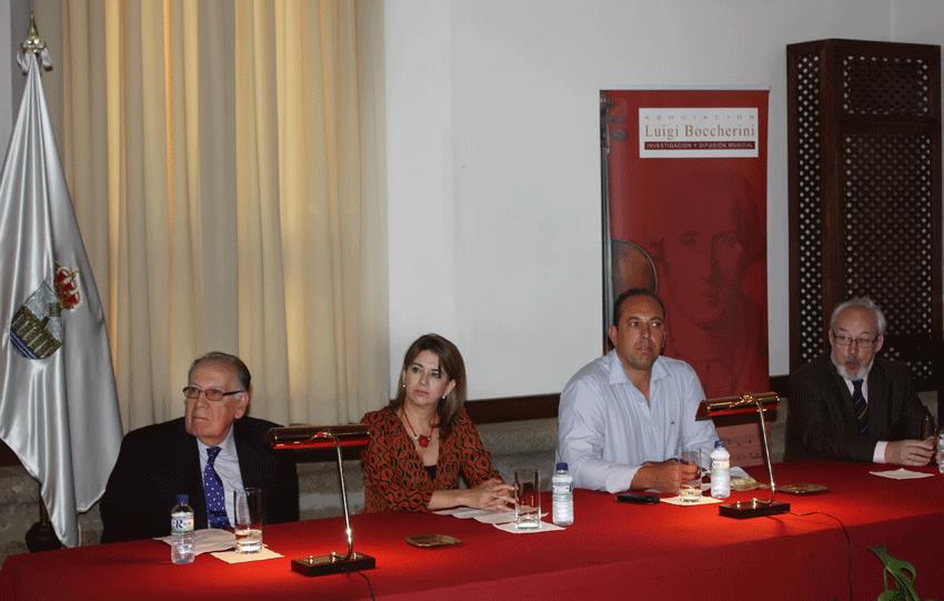 Asociación Luigi Boccherini en Alcántara