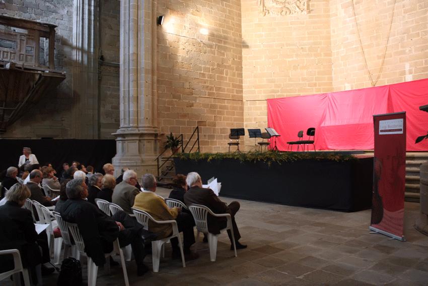 Actividad Musical en Alcántara
