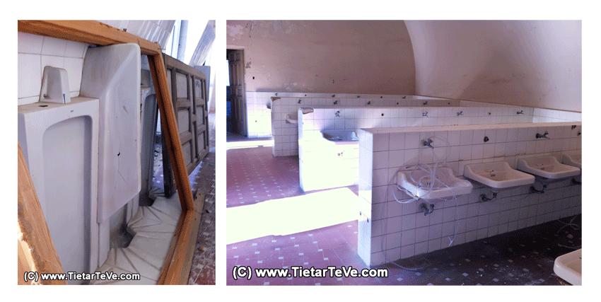Servicios del Seminario instalado en el Palacio de la Mosquera de Arenas de San Pedro - TiétarTeVe