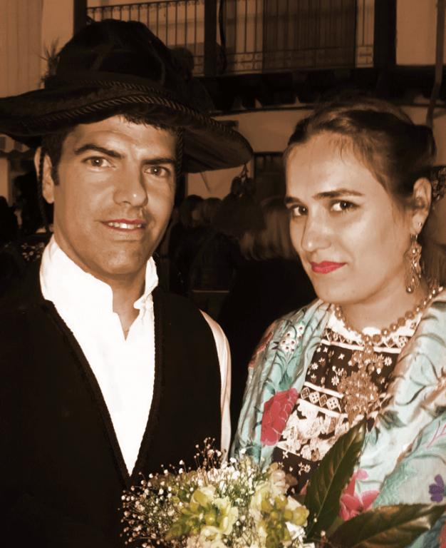Boda Tradicional en Candeleda - Asociación Cultural Pedro Vaquero - TiétarTeVe