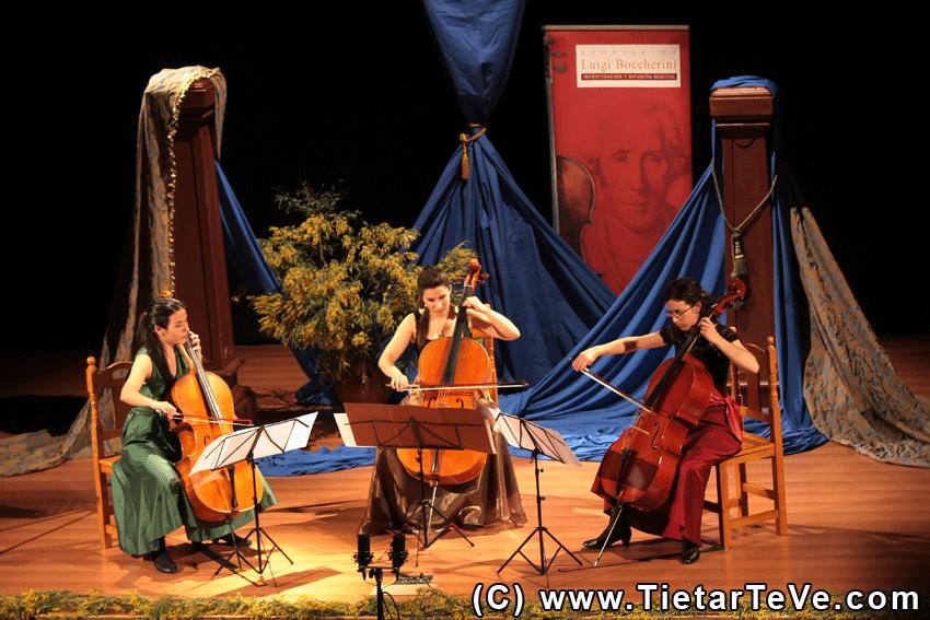 VI edición de los Festivales Boccherini en Arenas de San Pedro