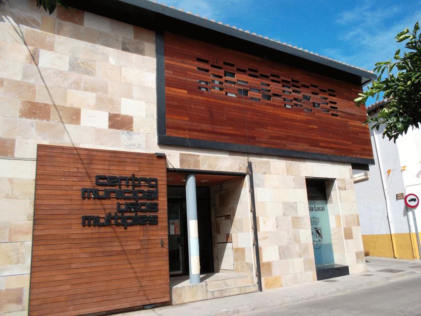 Edificio de Usos Múltiples Candeleda