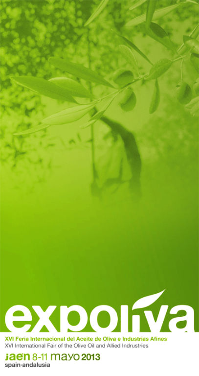 Expoliva 2013 - Logotipo