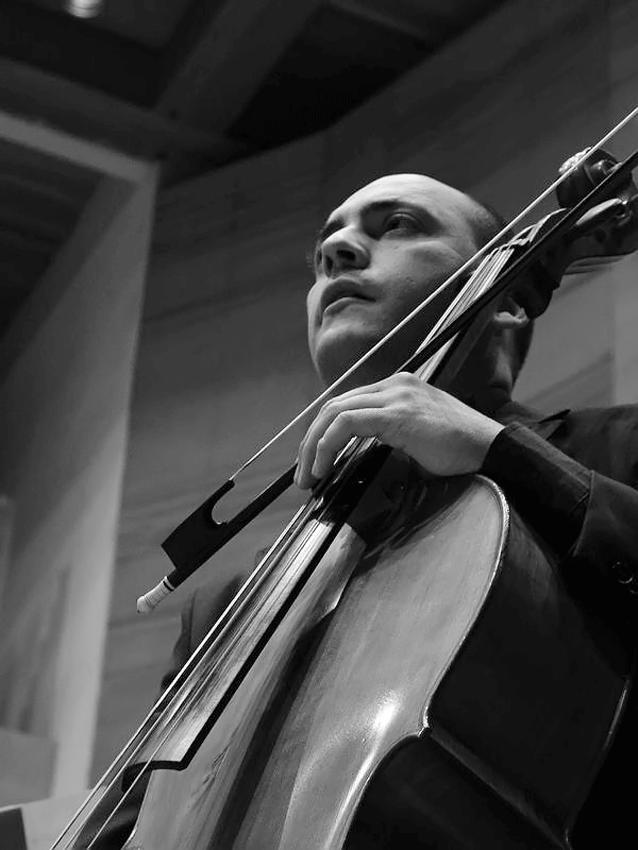 Guillermo Martinez - VI Festival Luigi Boccherini - Arenas de San Pedro - TiétarTeVe