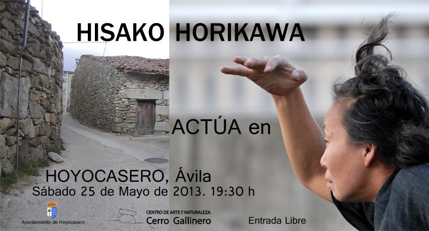 Hisako Horikawa en Hoyocasero - TiétarTeVe