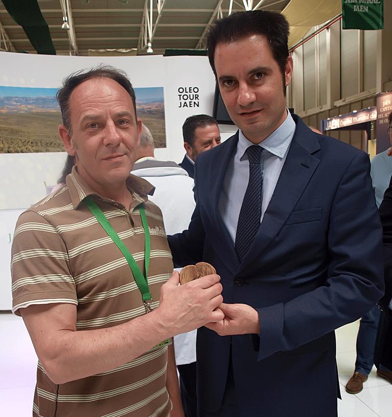 I Premios Corazón de Olivo 2013 - AEMO: Julio Criado Gámiz - Expoliva