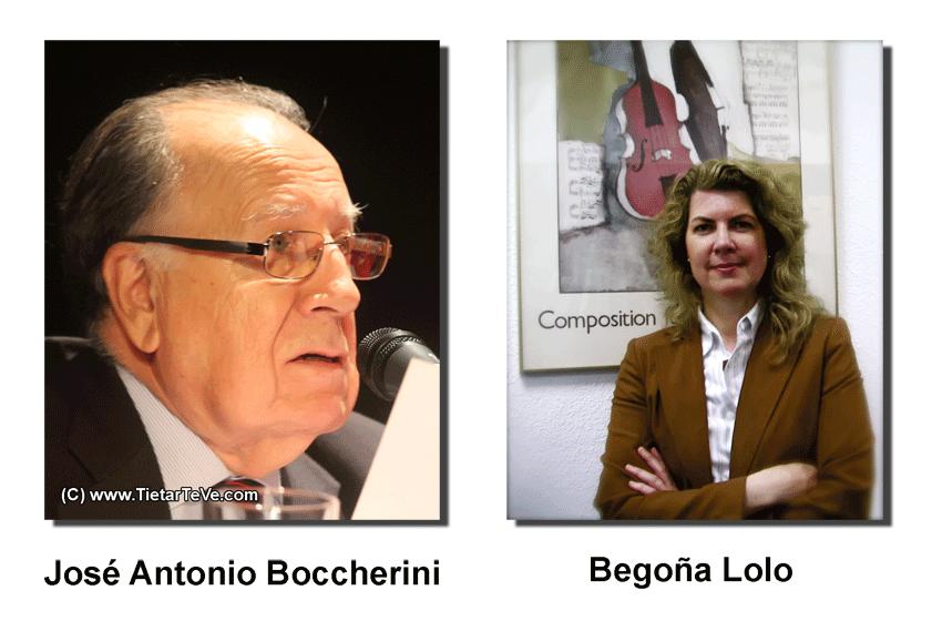 José Antonio Boccherini y Begoña Lolo - Festival Luigi Boccherini - Arenas de San Pedro