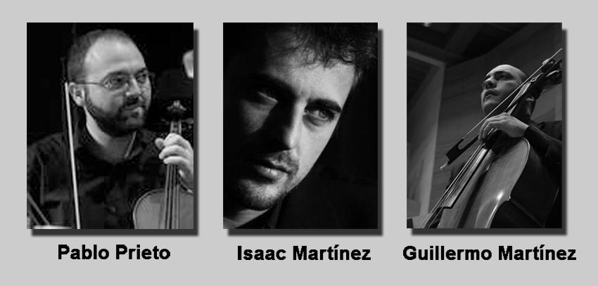 Músicos Trío Cuerda Barroco - VI Festival Luigi Boccherini de Arenas de San Pedro - TiétarTeVe