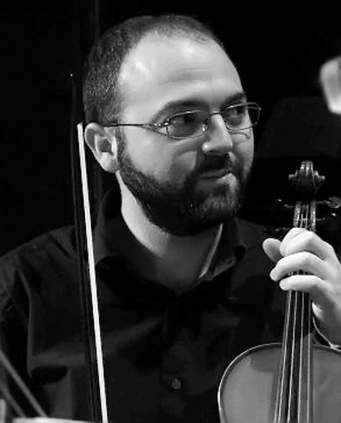 Pablo Prieto - VI Festival Luigi Boccherini - Arenas de San Pedro - TiétarTeVe
