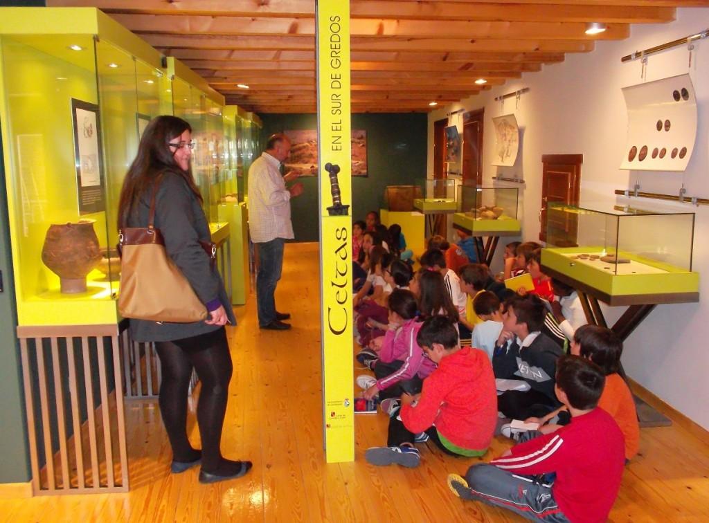 Visita Museo Etnográfico de Candeleda