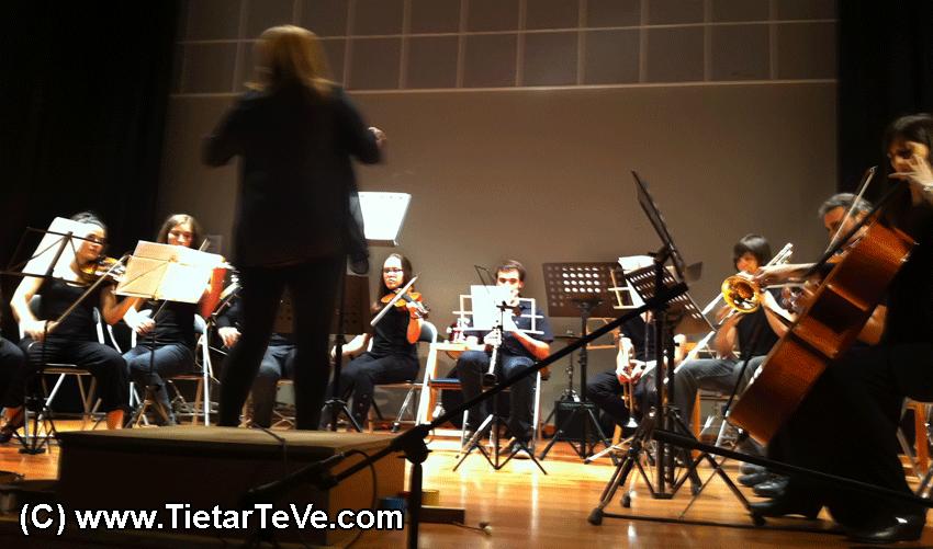 Fin de Curso Escuela de Música de Arenas de San Pedro - TiétarTeVe