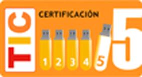 Certificación TIC nivel 5