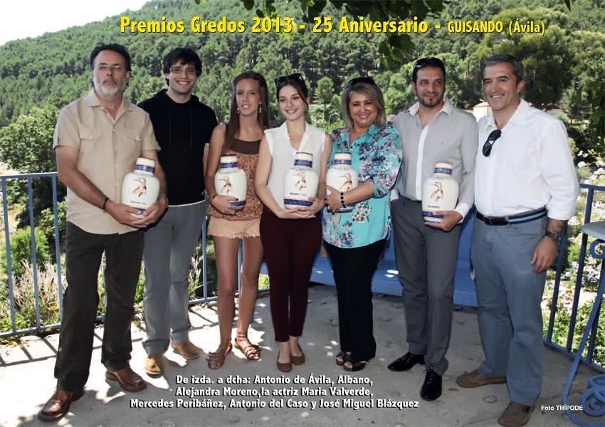 Premios Gredos 2012 - Guisando - TiétarTeVe