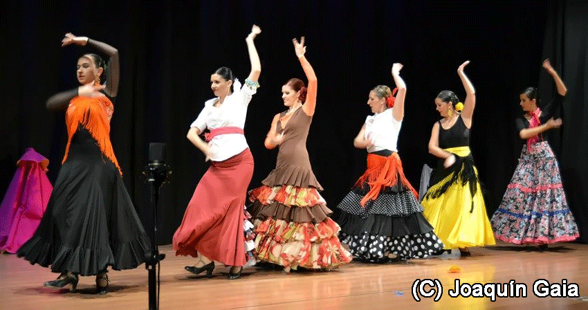 Grupo de Baile de la Peña Taurina de Arenas de San Pedro - TiétarTeVe