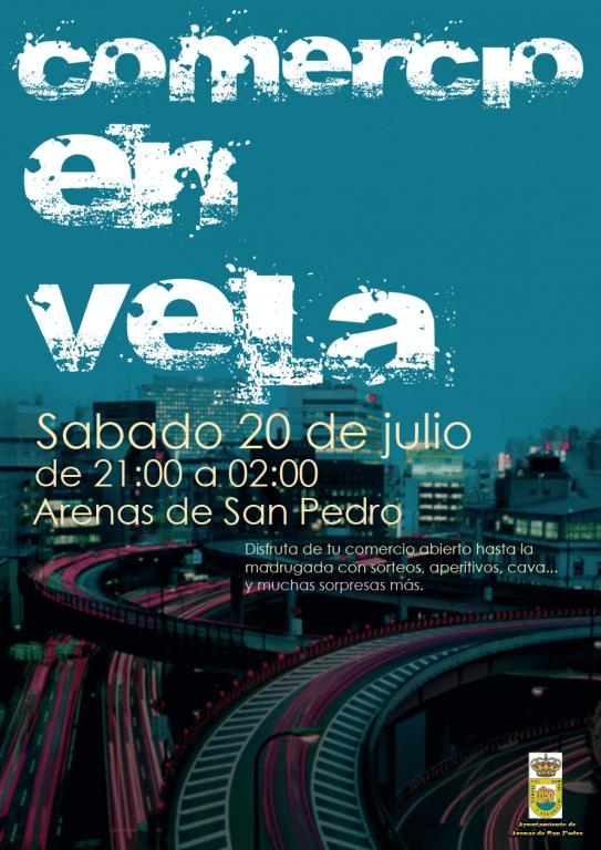 Comercio en Vela - Arenas de San Pedro - TiétarTeVe