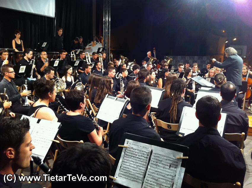 VI Certamen de Bandas de Música de Dosbarrios - TiétarTeVe