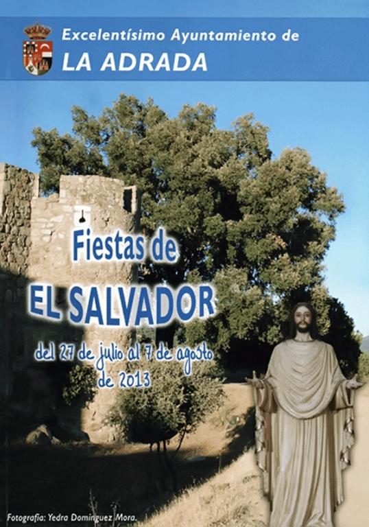 2013 Fiestas de El Salvador en La Adrada - TiétarTeVe