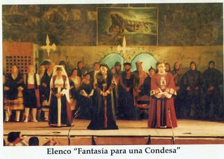 Fantasía Para Una Condesa