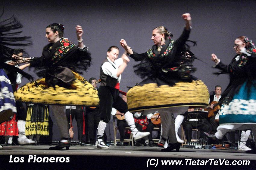 Encuentros Folclóricos Arenas de San Pedro - TiétarTeVe