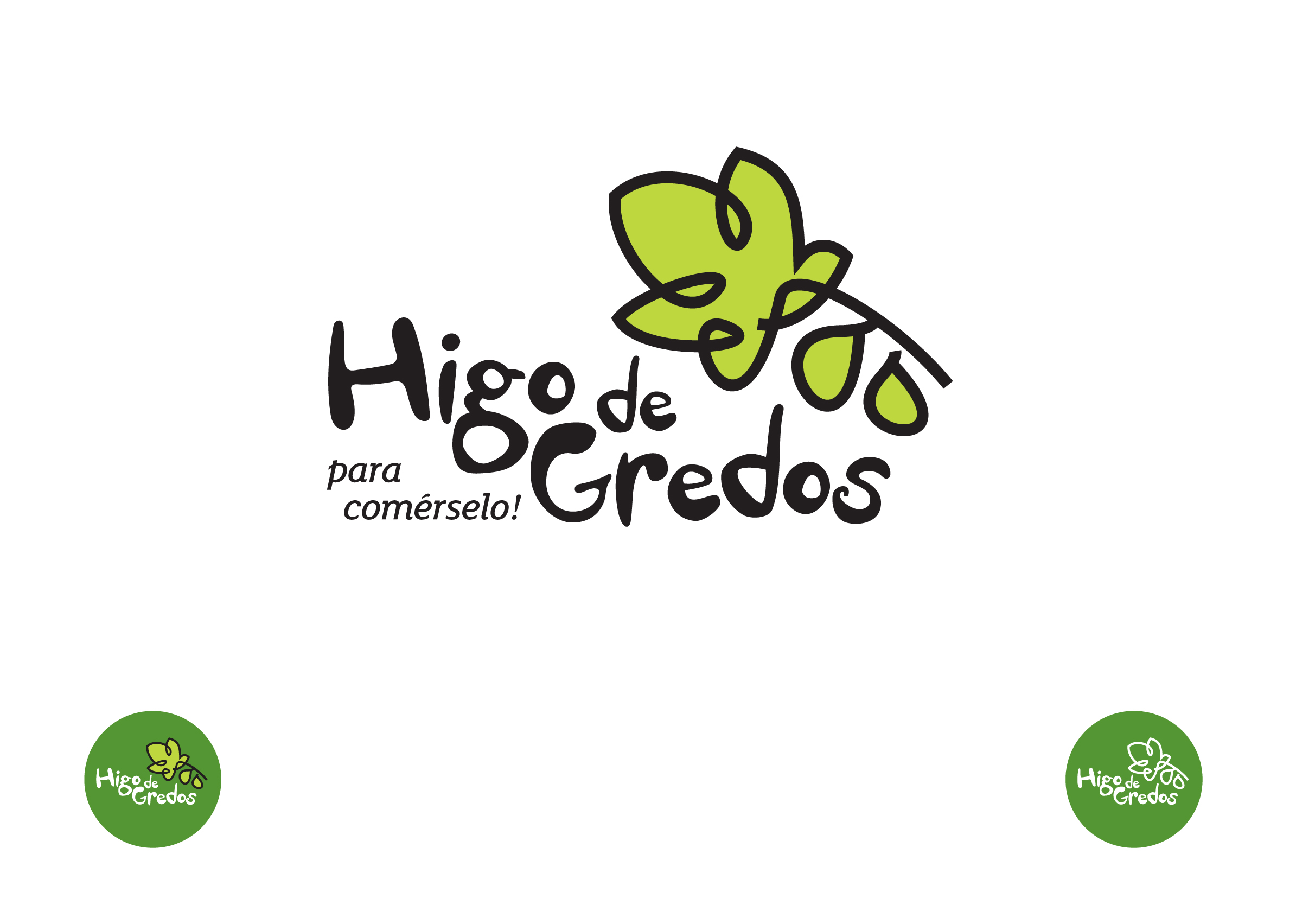 Logotipo Higo de Gredos Color - TiétarTeVe