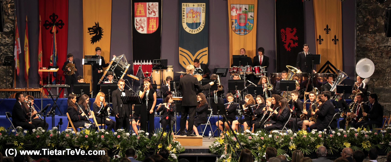 Concierto de la Banda Municipal de Música de Arenas de San Pedro - TiétarTeVe