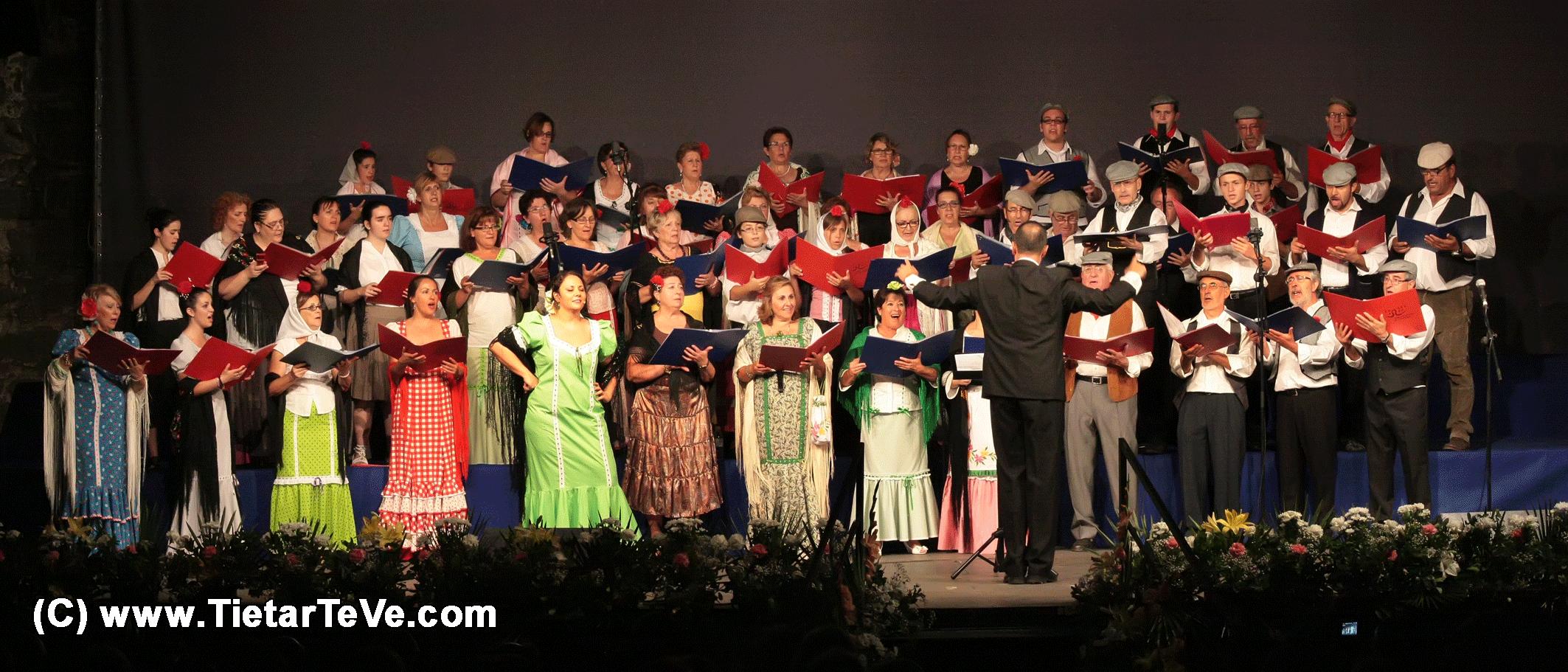 Recital de Zarzuela en Arenas de San Pedro - TiétarTeVe