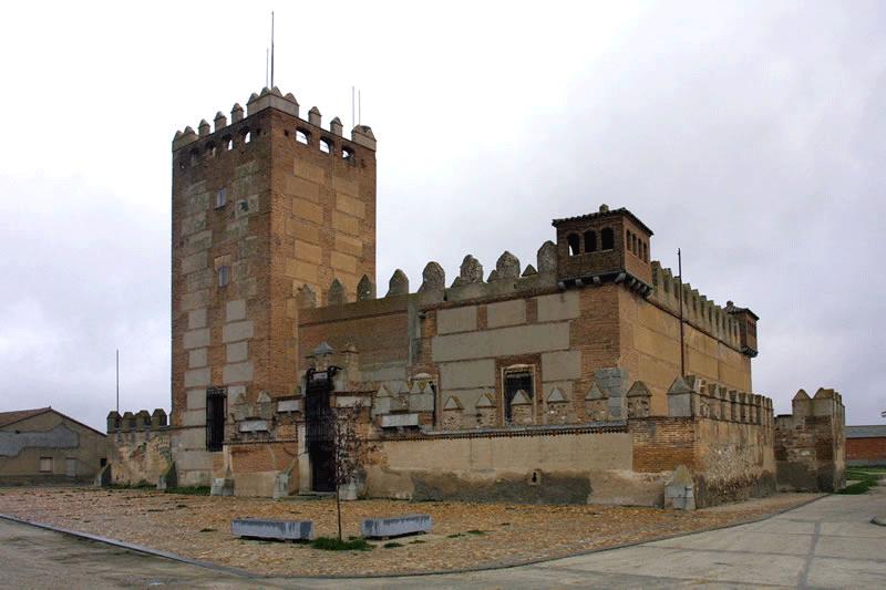 Castillo del Duque de Montellano - TiétarTeVe