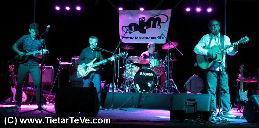 Flashback en Nuevos Talentos Musicales - Arenas de San Pedro - TiétarTeVe